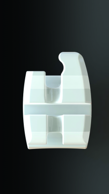 .018 Neolucent Plus Roth Ceramic Bracket 14/15 Qty. 1